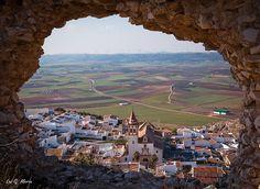Andalucía / Spain - Teba. Málaga. Chamán.