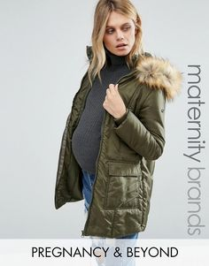 648289e71ff 3 in 1 Maternity Coat essential for every cold season Wear it during your  pregnancy  amp