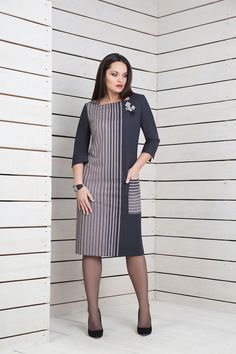 - Women's style: Patterns of sustainability Plus Dresses, Casual Dresses, Fashion Dresses, Formal Dresses, Mom Dress, African Print Fashion, Chic Dress, Classy Outfits, Dress Patterns