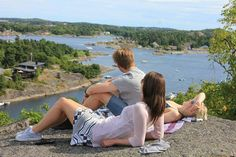 Tjøme viewpoint Norway - Nicole Lisa Photography