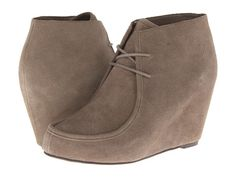 DV by Dolce Vita Pilar Taupe Suede - 6pm.com