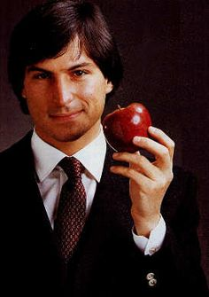 """Steven Paul """"Steve"""" Jobs was an American businessman and technology visionary. He is best known as the co-founder, chairman, and chief executive officer of Apple Inc. Born: February 24, 1955, San Francisco Died: October 5, 2011, Palo Alto"""