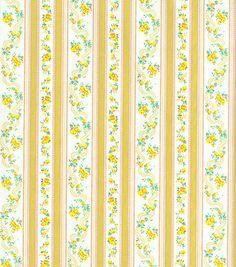 Jo-Ann Stores Utility Fabric Pillow Ticking Dark Yellow