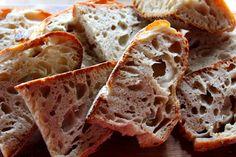 Vadkovászsuli: Almakovászos fehér kenyér