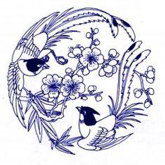 Gallery.ru / Фото #11 - орнаменты,рисунки Китая - ninmix