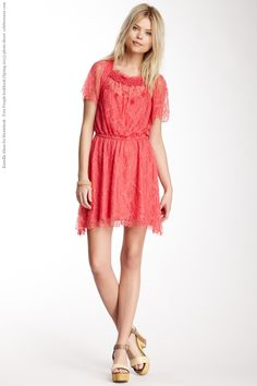 Kamilla Alnes for Hautelook - Free People lookbook (Spring 2013) photo shoot part 1 #Kamilla_Alnes