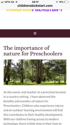 Outdoor Learning, Learning Environments, Natural Wonders, Parenting Advice, Nature, Parenting Tips, Naturaleza, Nature Illustration, Natural