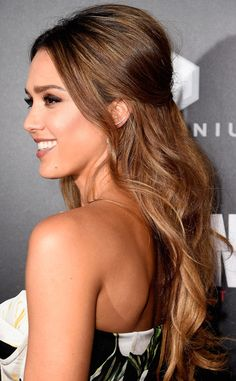 Want Jessica Alba Hair? It's Honestly so Easy!