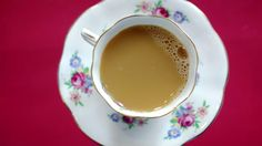 The perfect cuppa explained with chemistry