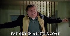 """I got 10 out of 12 on How Well Do You Know """"Tommy Boy""""?!"""