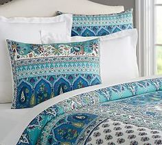 Queen & King Bedding & Bedding Sets | Pottery Barn