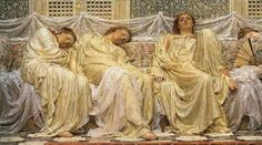 "Albert Moore ""The Dreamers"""
