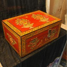 Bollywood Wedding, Hope Chest, Decoration, Storage Chest, Decorative Boxes, Home Decor, Indian Decoration, Money Box, Wedding Ideas