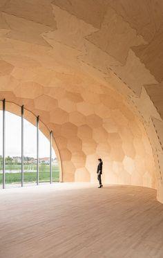 Landesgartenschau Hall d'exposition de l'Université de Stuttgart