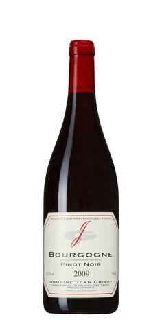 Gott rött vin - gärna Bourgogne