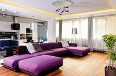 wohnzimmergestaltung der trendfarbe orchideen lila, 441 besten interior styles & designs bilder auf pinterest, Ideen entwickeln