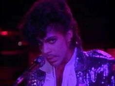 Prince - Little Red Corvette (Official Music Video)... just love this song & the innuendos (not derogatory, of course)...