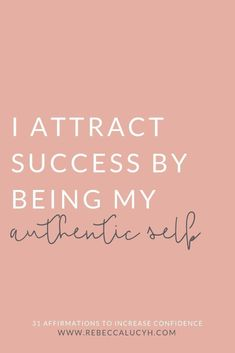 Affirmations are the practice of positive thinking and self-empowerment. Affirmations are the practice of positive thinking and self-empowerment. These affirmations for women will make you feel more capable, more confident, and more in control. Affirmations For Women, Positive Affirmations Quotes, Affirmation Quotes, Quotes Positive, Affirmations Confidence, Self Love Affirmations, Healthy Affirmations, Career Affirmations, Louise Hay Affirmations