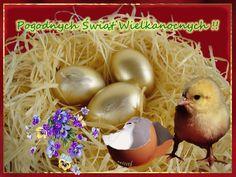 Wielkanoc: Animowane kartki wielkanocne z życzeniami Happy Easter, Happy Easter Day