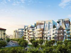 Residenze Libeskind - CityLife - milano che cambia - Ordine degli architetti, P.P.C della provincia di Milano