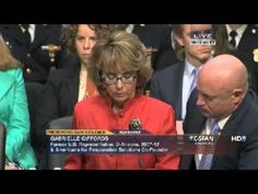 Gabby Giffords Speaks Out to Congress