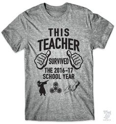 This teacher survived the 2016-2017 school year!