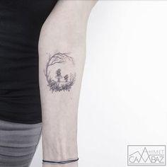 Se inspire estas belíssimas tatuagens minimalistas