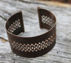Vintage Copper Bangle by Gener8tionsCre8tions on Etsy, $45.00