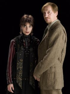 Promotional photos of Natalia Tena & David Thewlis as Nymphadora Tonks and Remus Lupin in 'Harry Potter and the Half-Blood Prince' 12628068 Tonks Harry Potter, Harry Potter Cosplay, Harry Potter Facts, Harry Potter World, Harry Potter Characters, Hrry Potter, Tonks And Lupin, Natalia Tena, Severus Rogue