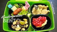 Brotbox Bento Granatapfel Trockenobst