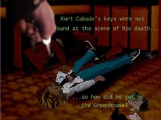 No keys Kurt Cobain Quotes, Something In The Way, Nirvana, Death, Scene, Movie Posters, Life, Theory, Mashed Potatoes