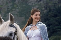 ELLA ENCHANTED | Ella (Anne Hathaway) | REPIN if you think Ella is enchanting