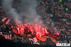 Vak 410 During Ajax - Willem II