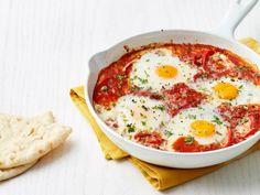 Get Shakshuka Recipe from Food Network