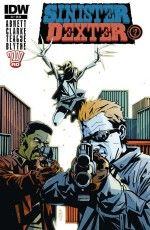 PREVIEW: SINISTER DEXTER #2