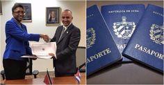 Cuba prepara acuerdos migratorios con Trinidad y Tobago #DeCubayloscubanos #acuerdosmigratorios #cuba #migrantescubanos