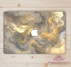 Lightening MacBook Skin. Lightening Laptop Skin. by MacBookCasesandCo on Etsy