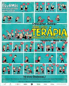 Plakat104.hu: Több, mint Terápia avagy te jól vagy, és én?