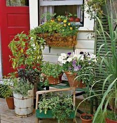 Convenient Herb Gardens