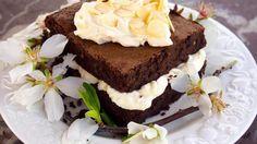 Mantelinen suklaakakku - Ruokalan reseptit - Ilta-Sanomat