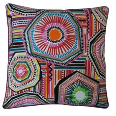 Jiti Native Pillow @hayneedle #geometric