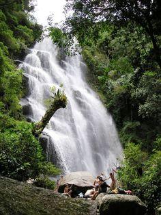 Cachoeira Véu da Noiva - Itatiaia/RJ
