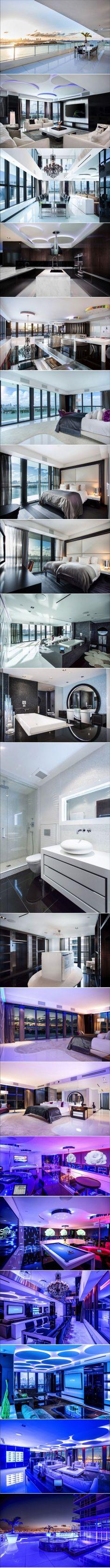 Bentley Bay's Essential Miami Beach Penthouse | HomeDSGN