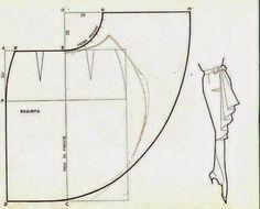 Modelling Volant Skirt