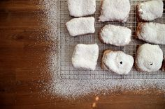 Buttermilk Beignets by joy the baker, via Flickr