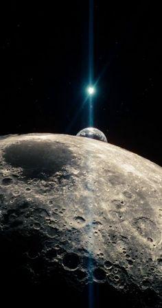 Luna... Tierra... Sol... La Historia De La Humanidad...