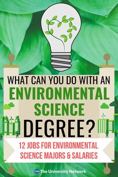 A degree in environmental science can open up many job opportunities in research, education, law and more. Click to find out 12 common, specialized, and non-traditional environmental science degree jobs!
