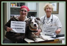 How do you feel about Breed Specific Legislation?  Join the #MajorityProject #ad