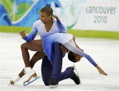 Vanessa James and Yannick Bonheur
