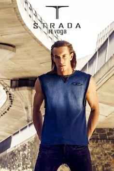 Lo autentico, lo único, lo imponente son sellos que definen el carácter de un hombre Strada In voga  #calle #moda #urbano #arquitectura #denim #jeans #industria #stradainvoga #streetstyle #loockstyle #StradaInVoga #jeanswear  Tienda online. http://www.stradainvoga.com/